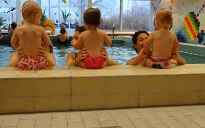 Ouder en kindzwemmen