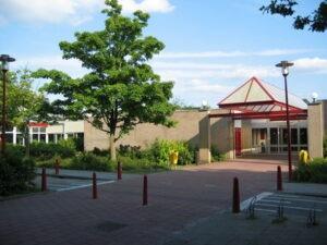 Entree sportcentrum de Hullen